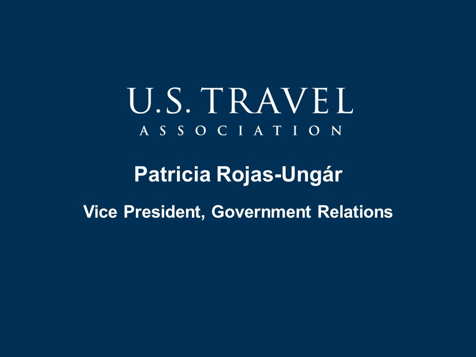 Vice President, Government Relations