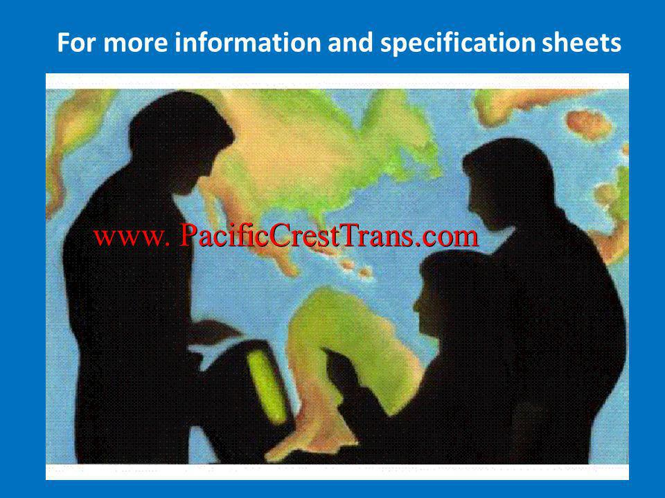 www. PacificCrestTrans.com