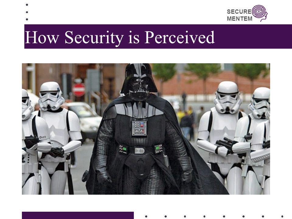 How Security is Perceived
