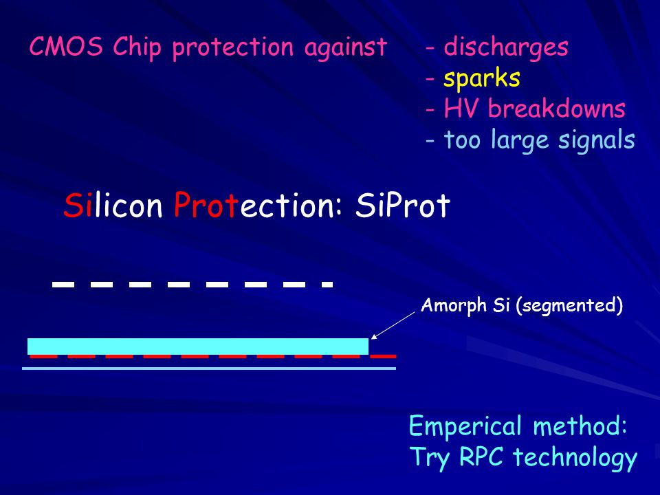 Silicon Protection: SiProt