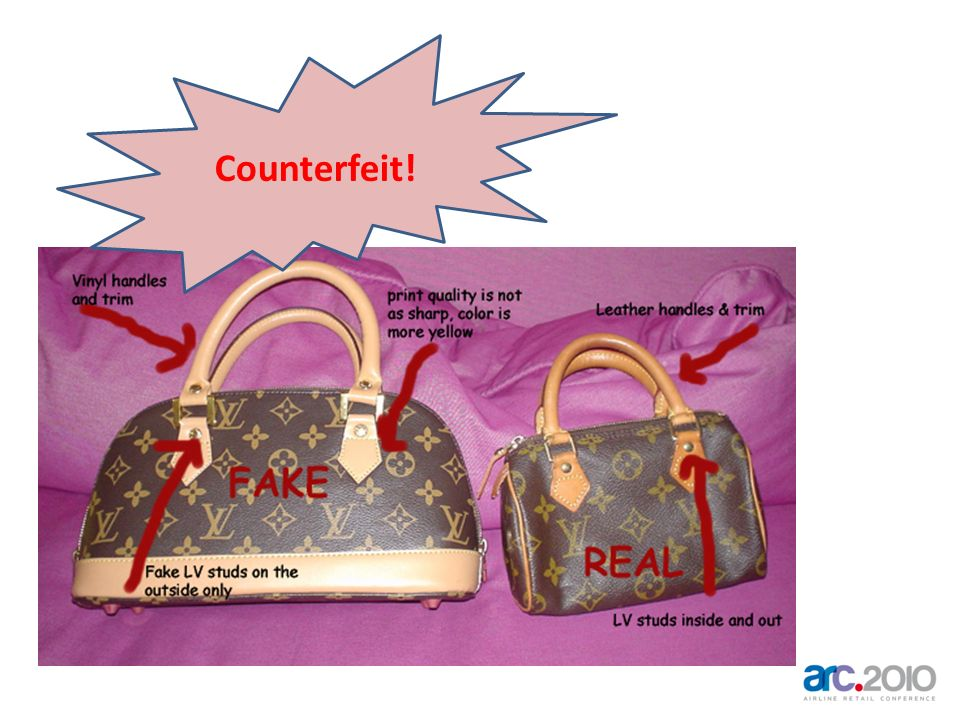 Counterfeit!
