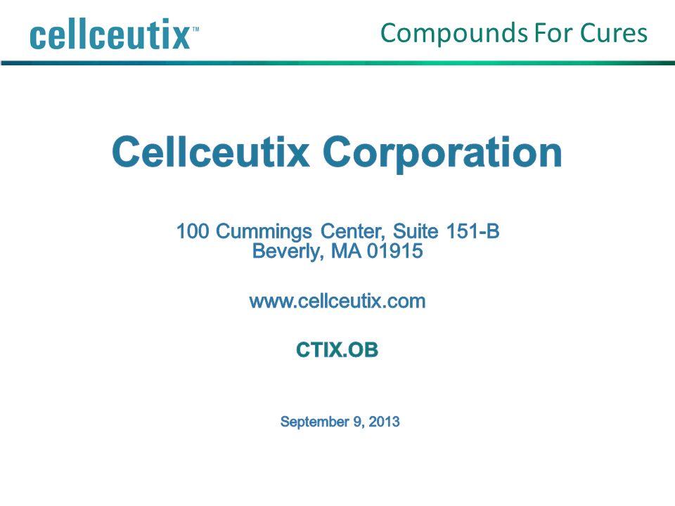 Cellceutix Corporation
