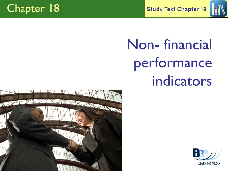 Non- financial performance indicators
