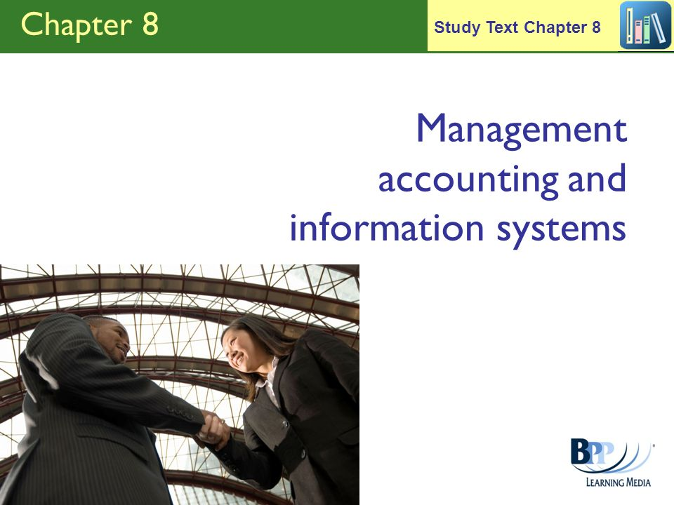 Management accounting and information systems