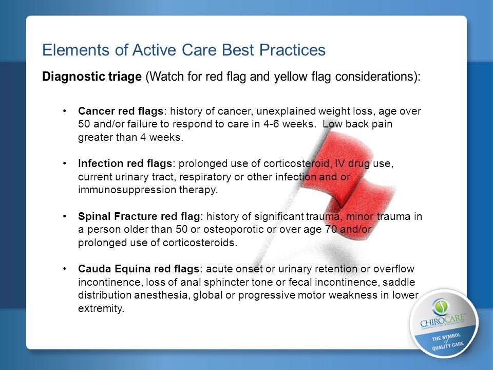 2 Elements of Active Care Best Practices