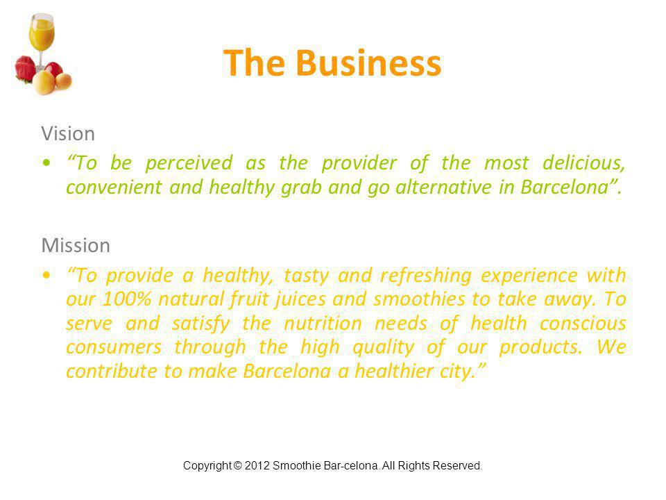 Copyright © 2012 Smoothie Bar-celona. All Rights Reserved.