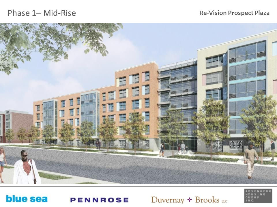 Phase 1– Mid-Rise