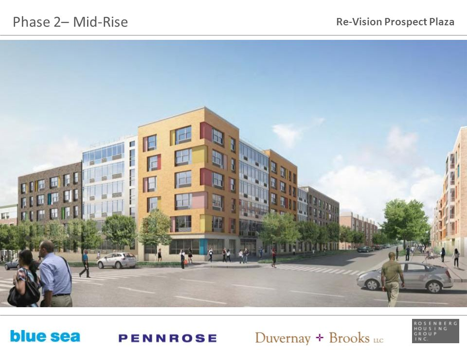 Phase 2– Mid-Rise