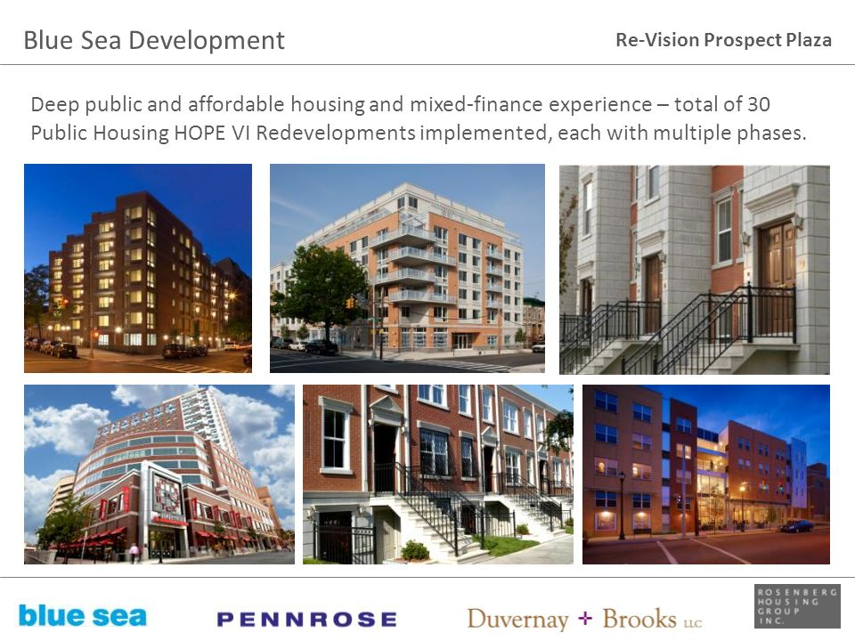 Blue Sea Development