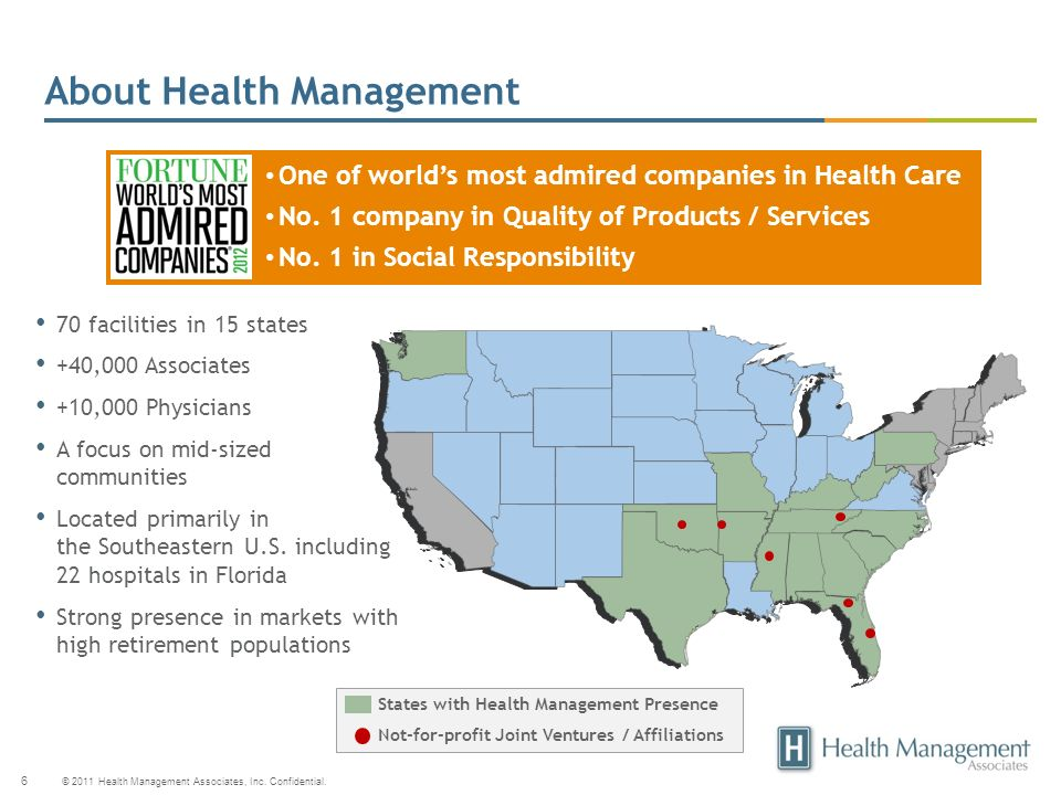 About Health Management