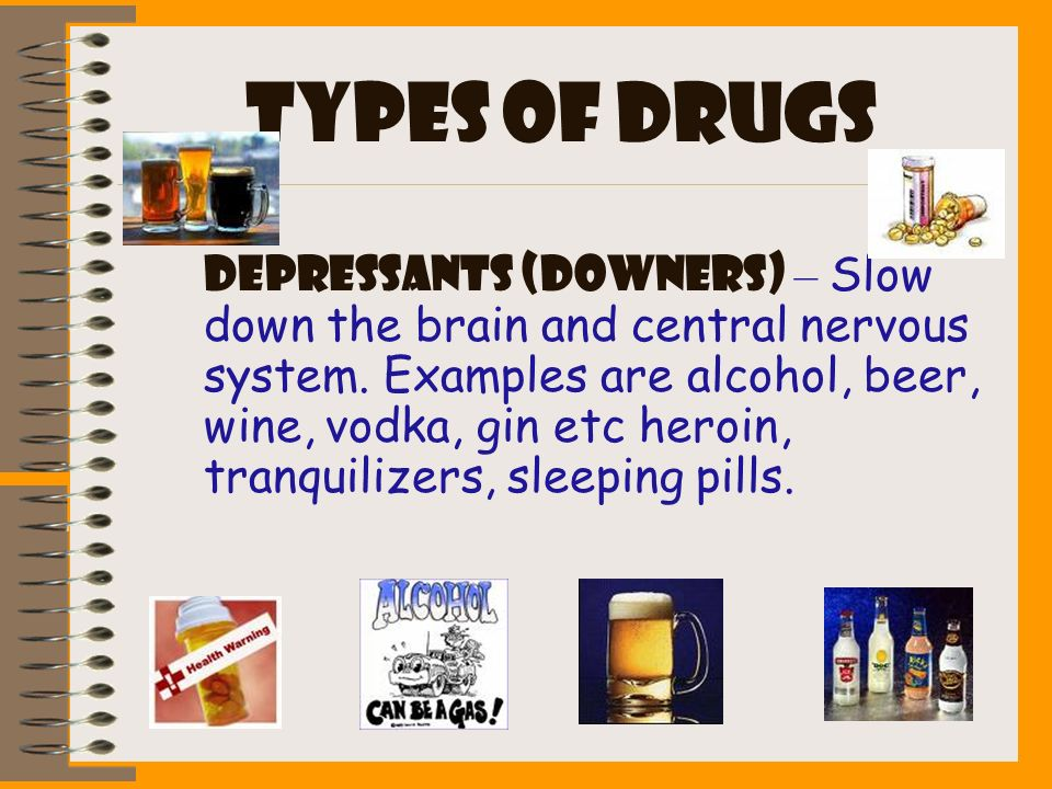 Why Is Alcohol Called a Depressant?