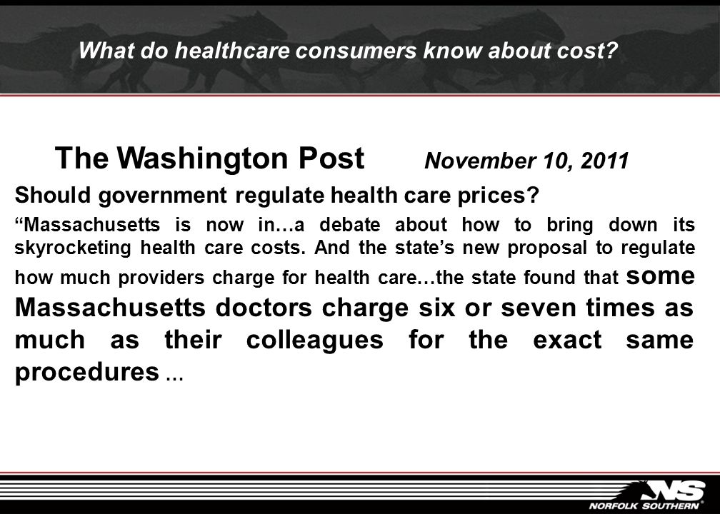 What do healthcare consumers know about cost