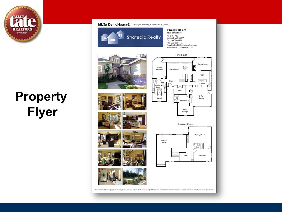Property Flyer