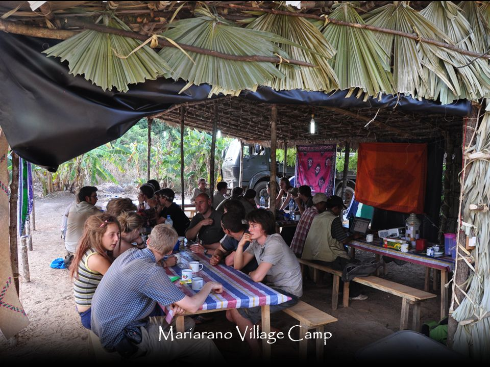 Mariarano Village Camp