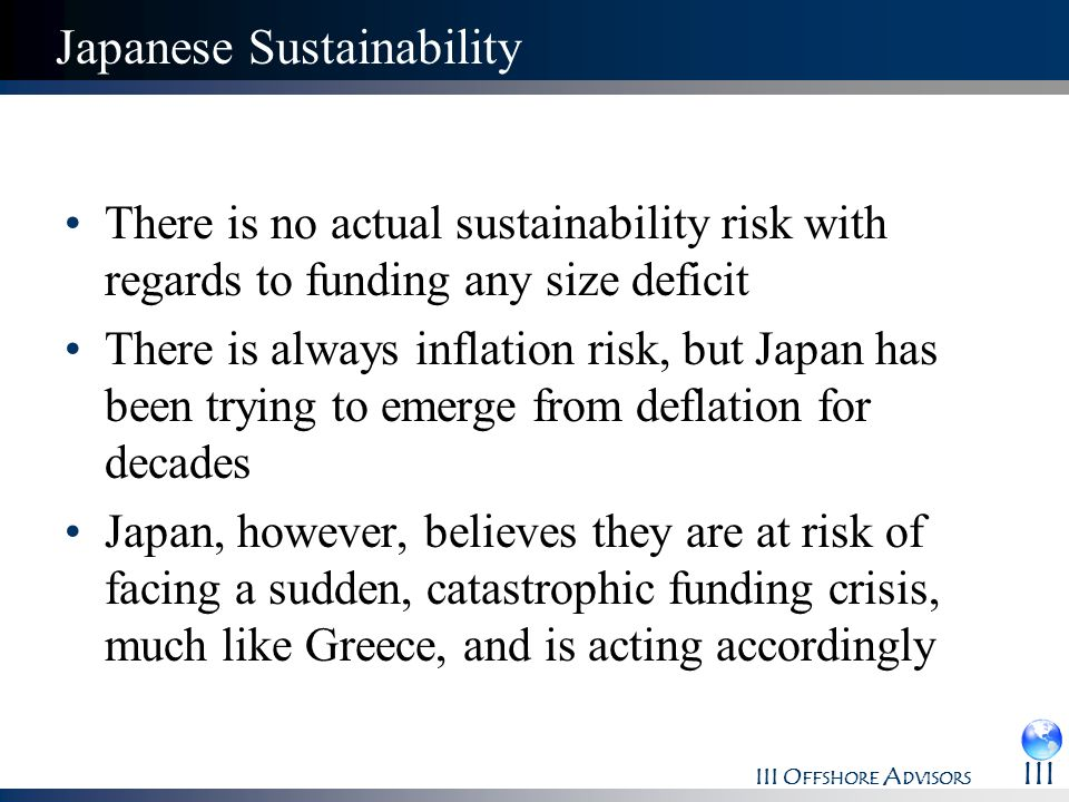 Japanese Sustainability