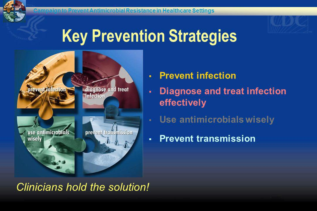 Key Prevention Strategies