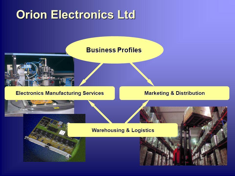 Orion Electronics Ltd Business Profiles