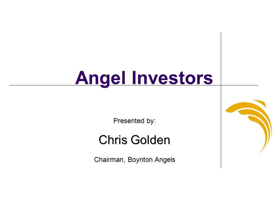 Chris Golden Chairman, Boynton Angels