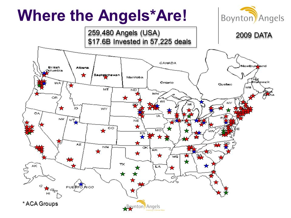 Where the Angels*Are! 259,480 Angels (USA) 2009 DATA