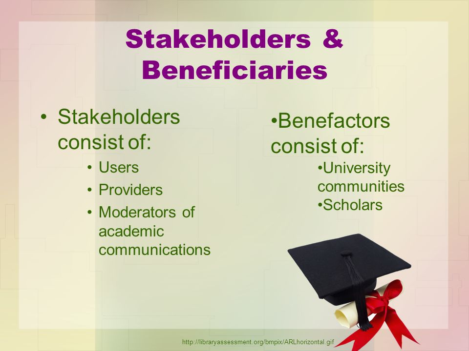 Stakeholders & Beneficiaries