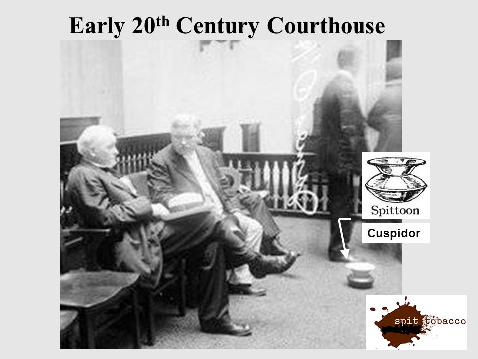 Early 20th Century Courthouse