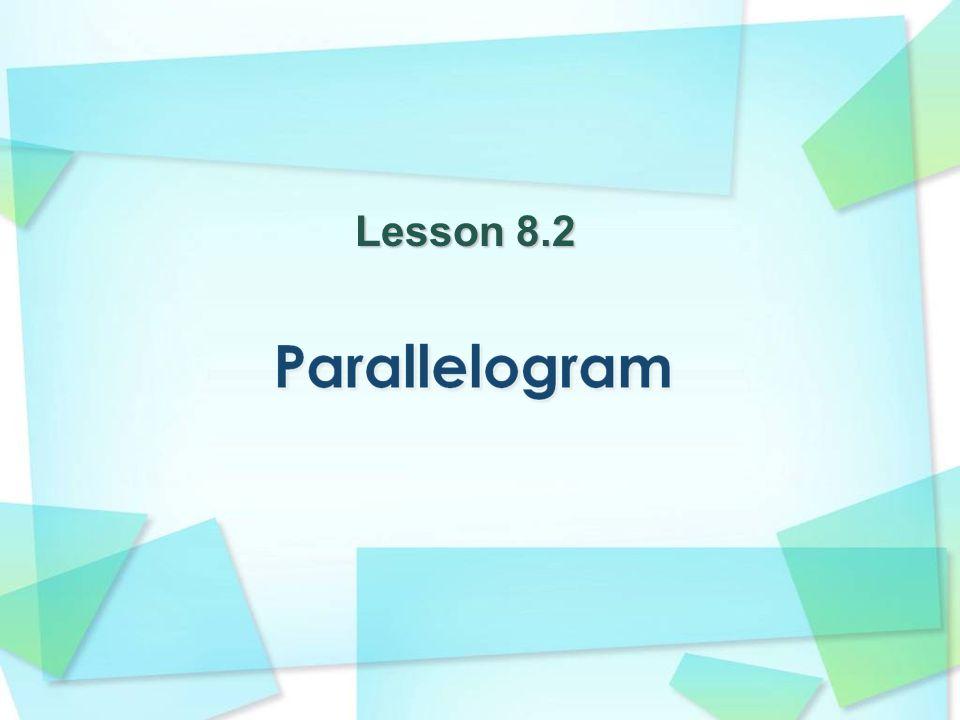 Lesson 8.2