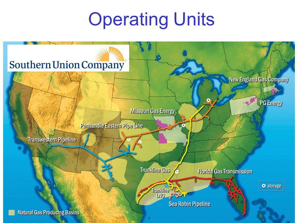Operating Units 4