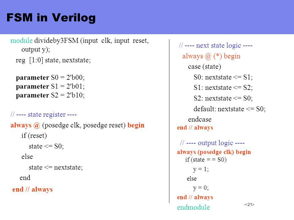 // ---- output logic ----