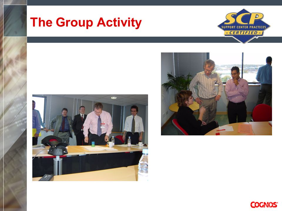 The Group Activity