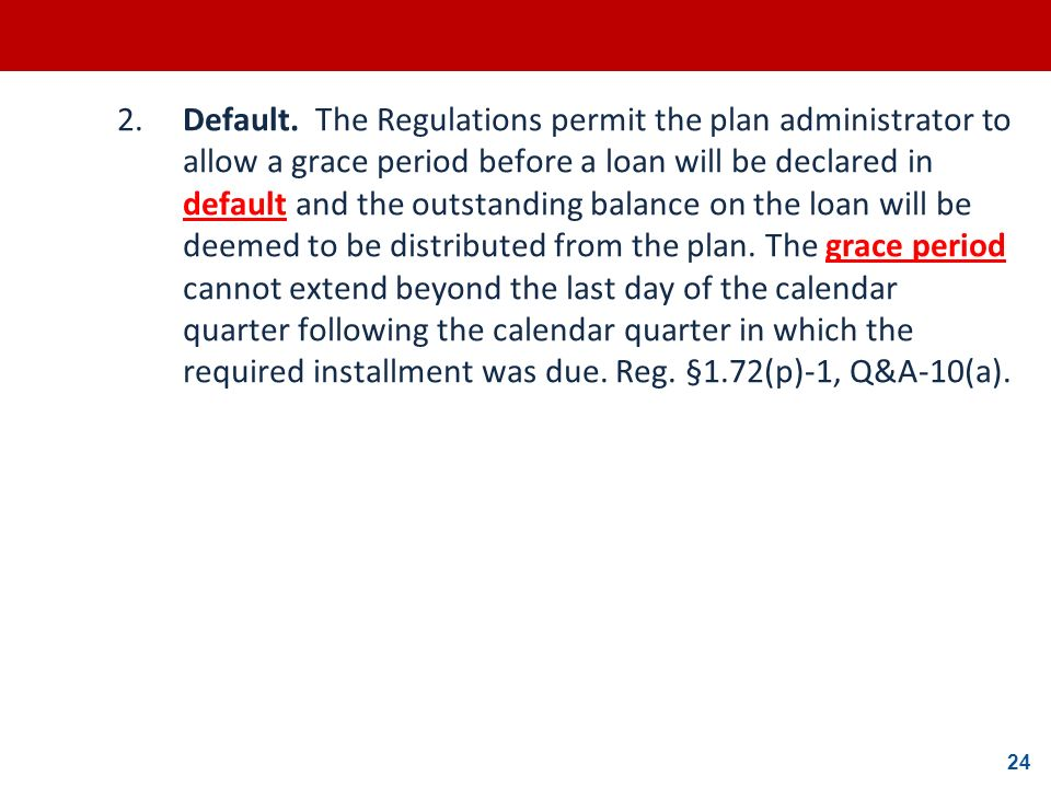 2. Default.