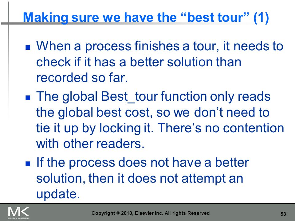 Making sure we have the best tour (1)