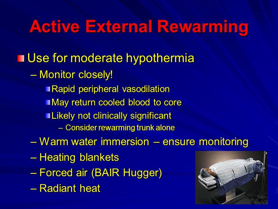 Active External Rewarming