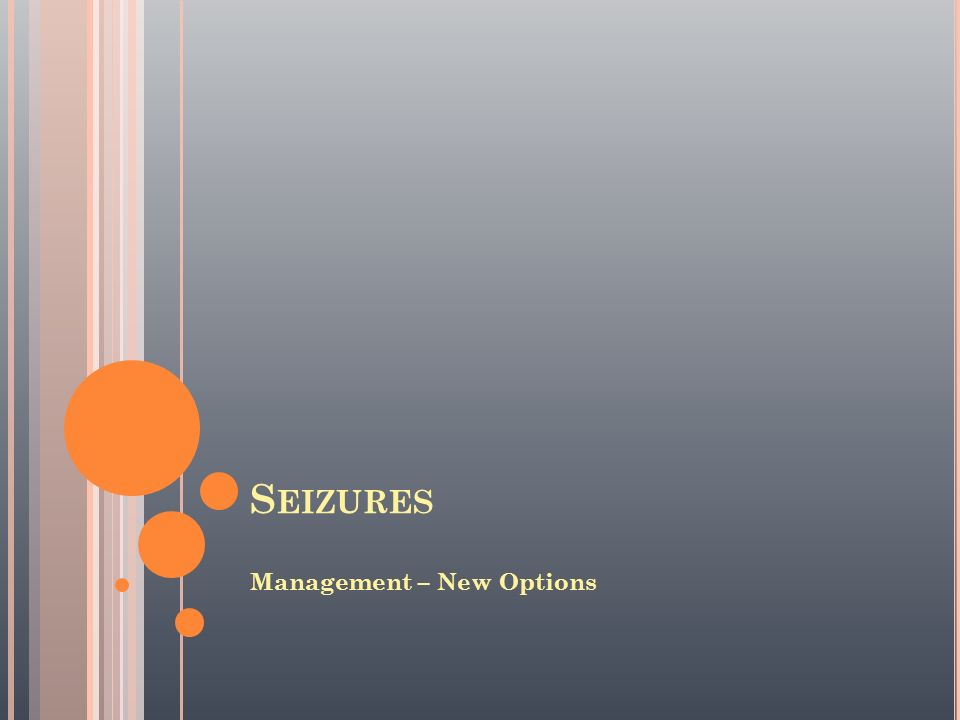 Management – New Options