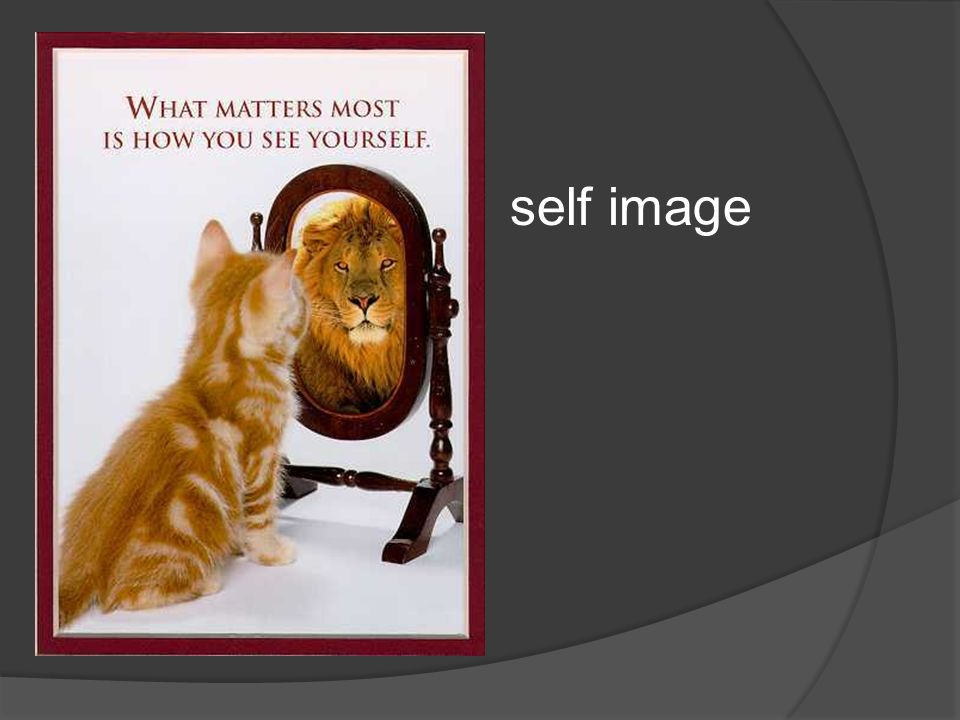 Coaching to help wit self image
