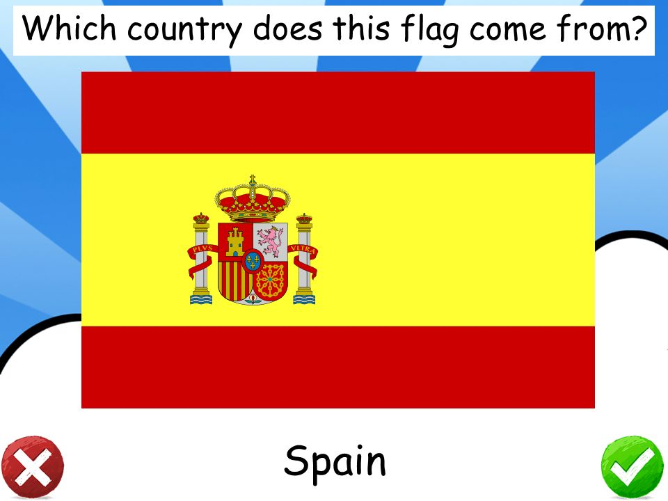 Which country does this flag come from