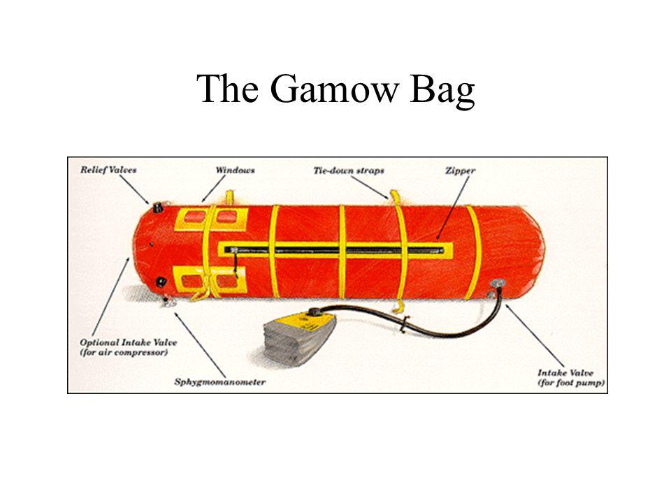 The Gamow Bag