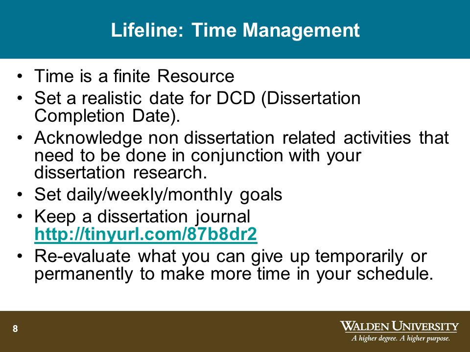 Lifeline: Time Management