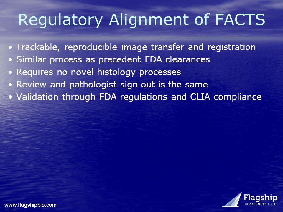 Regulatory Alignment of FACTS