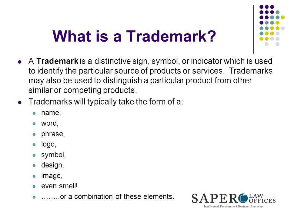 What is a Trademark