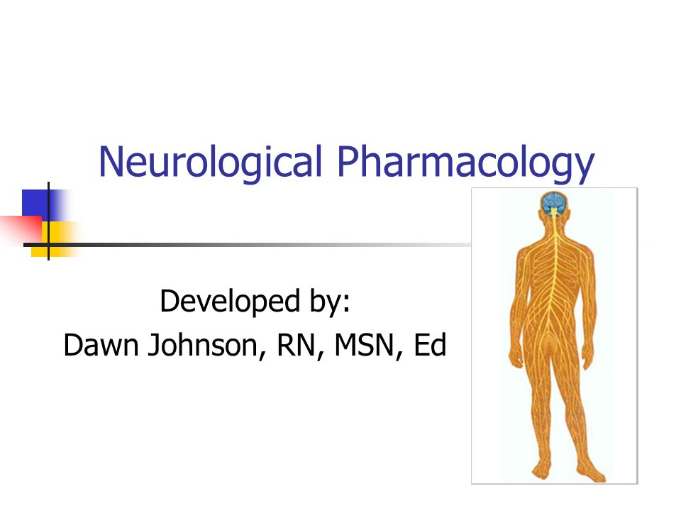 Neurological Pharmacology