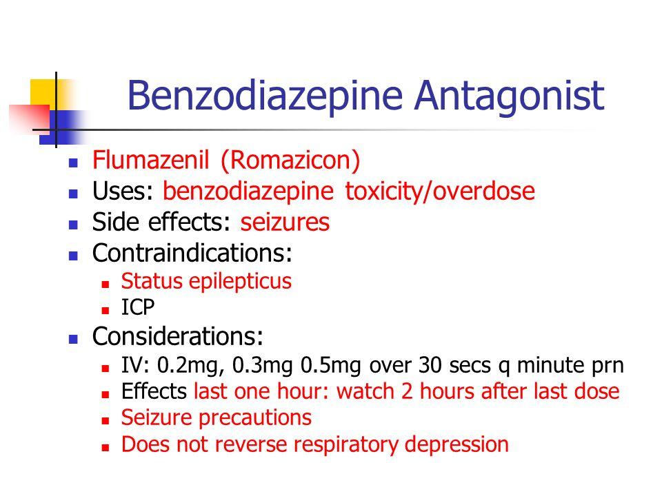 Benzodiazepine Antagonist