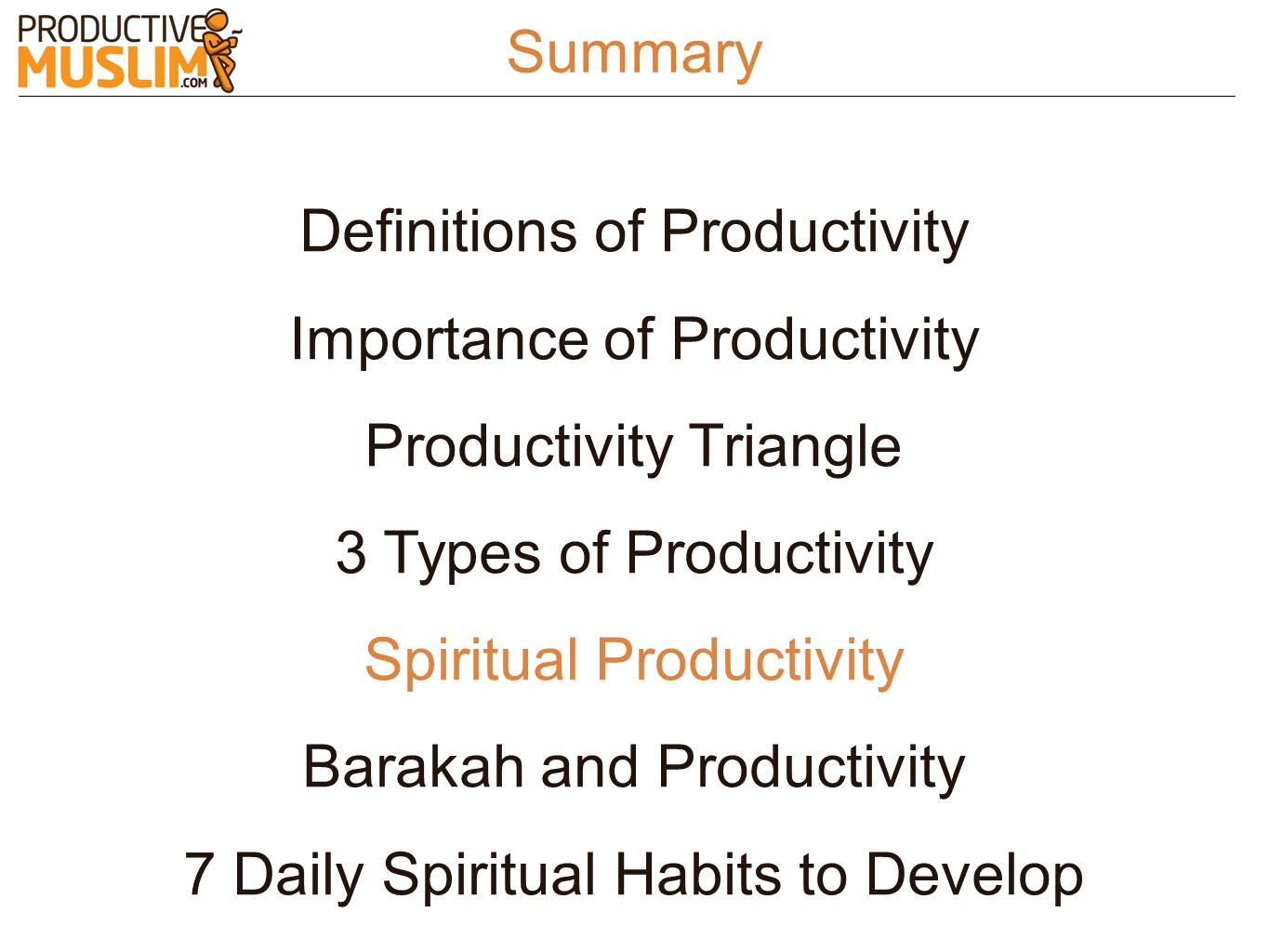Definitions of Productivity Importance of Productivity