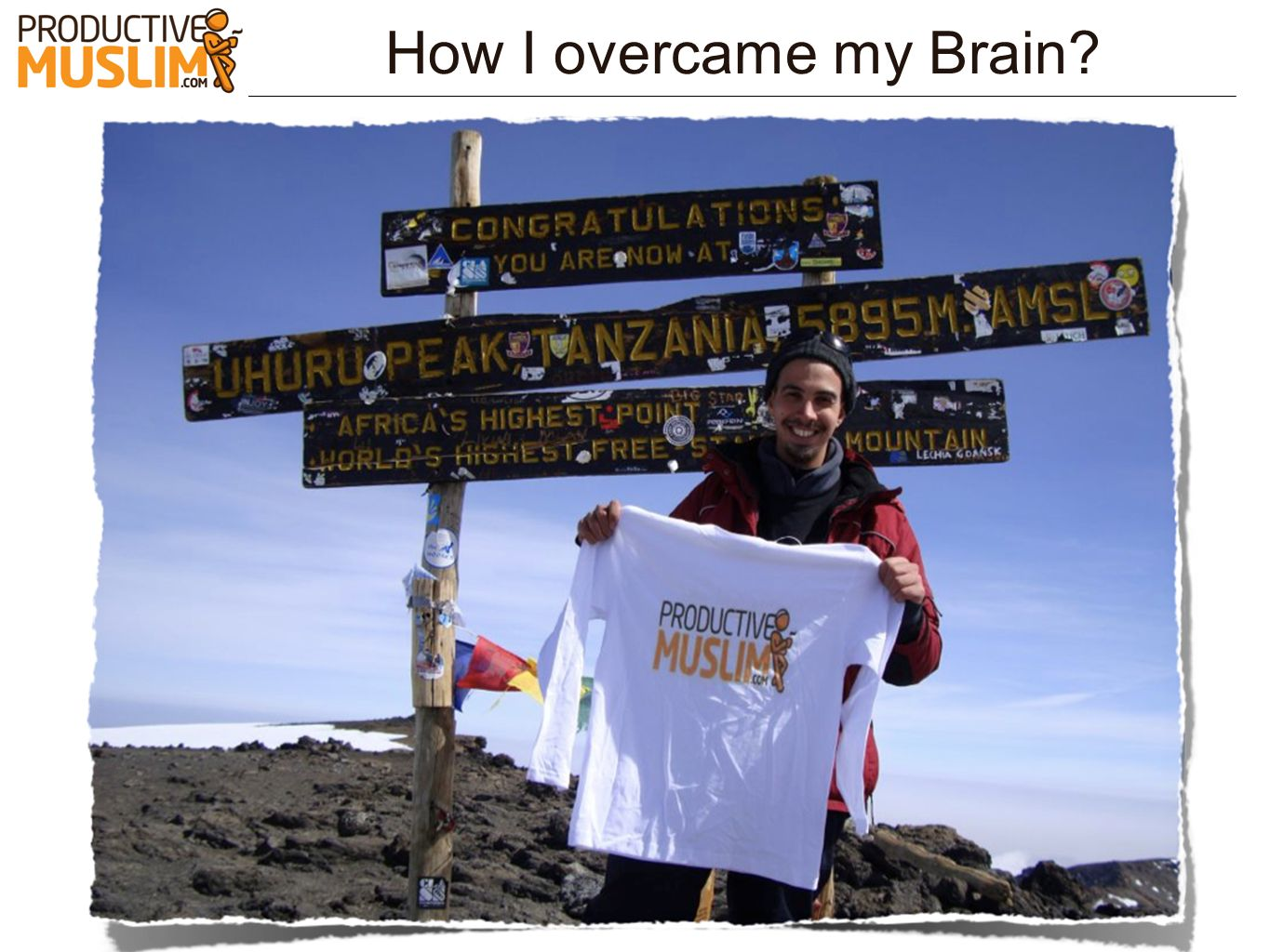 How I overcame my Brain