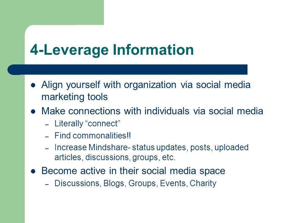 4-Leverage Information