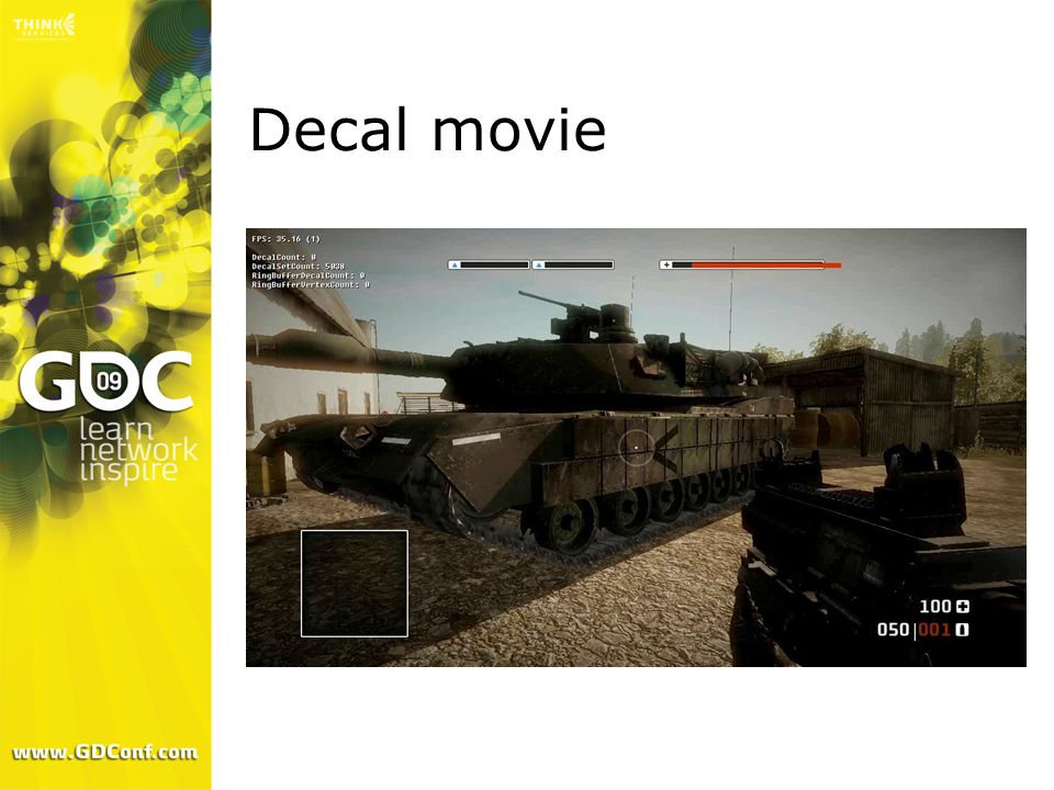 Decal movie