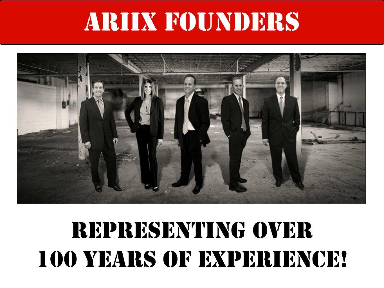 ARIIX Founders ariix leadership team Representing over