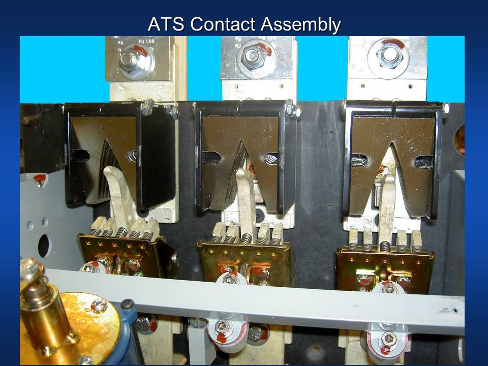 ATS Contact Assembly