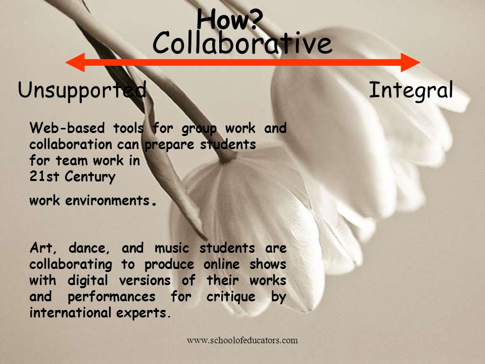 Collaborative How Unsupported Integral