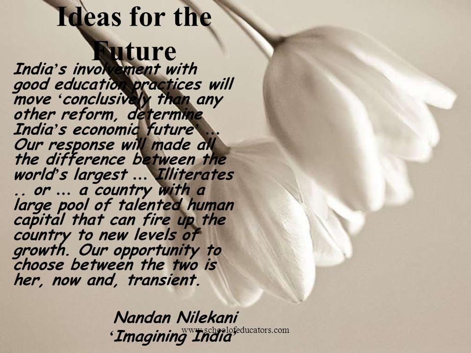 Ideas for the Future