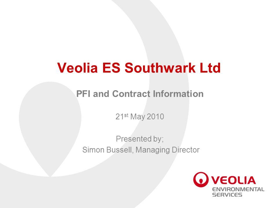 Veolia ES Southwark Ltd